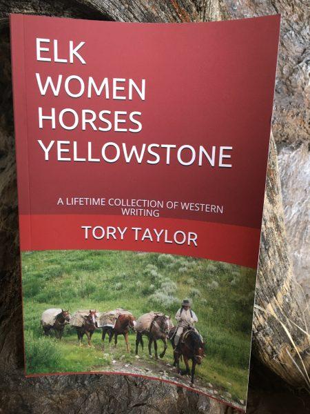 elk women horses yellowstone